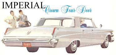 1963 Imperial Crown Four-Door