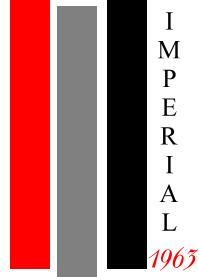 IMPERIAL 1963 vertical logo