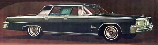 1964 Imperial Optional Equipment
