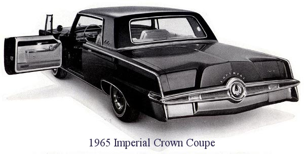 Image: 1965 Imperial Crown Coupe