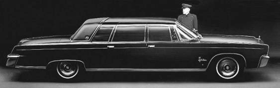 1965 Crown Imperial Limousine