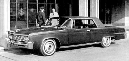 Image: 1966 Imperial Mobile Executive Show Car
