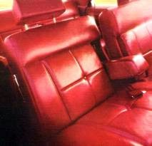 Head Restraints/Leather Upholstery