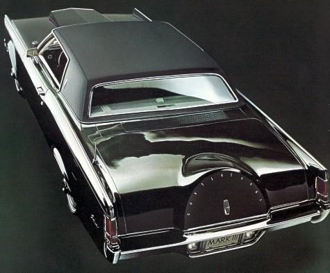 1969 Continental Mark Iii Paint Codes
