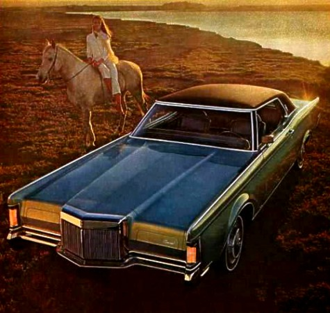 Image: 1970 Continental Mark III