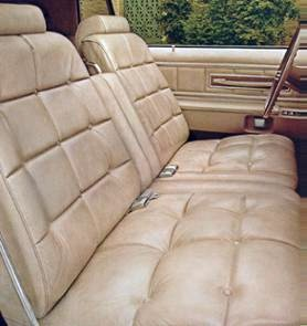 Optional Beige Genuine Leather Seating Surfaces interior trim