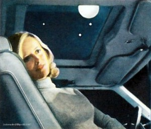 Silver Moonroof option for 1973 Continental Mark IV with Silver Luxury Group