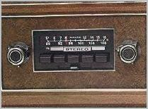 AM/FM/Multiplex Stereo Radio