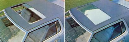 Power Glass Moonroof