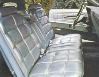 Silver Luxury Group - Silver Leather Seating Surfaces interior trim