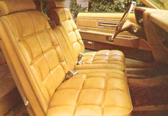 Optional Tan Leather Seating Surfaces interior trim