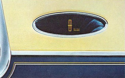 Image: 1976 Continental Mark IV Bill Blass Designer Edition Opera Window