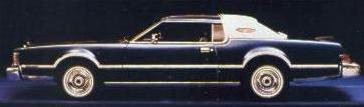 Image: 1976 Bill Blass Edition Continental Mark IV