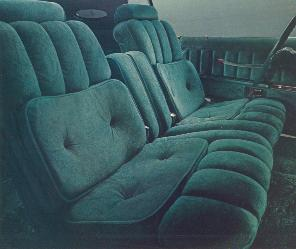 Givenchy Edition - Dark Jade Majestic Velour interior trim