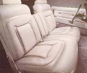 Cartier Edition - Dove Grey Leather interior trim