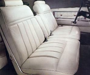 Pucci Edition - White Leather interior trim (available without Pucci option)