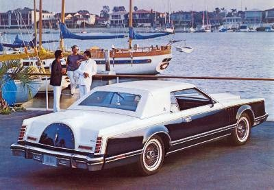 Bill Blass Edition 1979 Continental Mark V