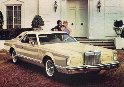 1979 cartier edition continental mark v