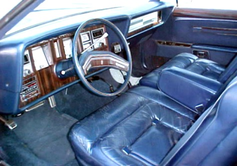 1977-1979 Lincoln Continental Mark V | AUTOMOTIVE MILEPOSTS