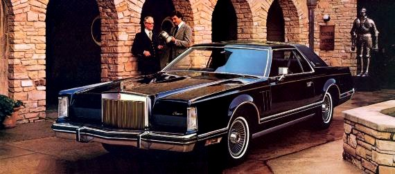 1979 Lincoln Continental Mark V Collector's Series