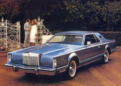 Givenchy Edition 1979 Continental Mark V