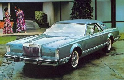 Pucci Edition 1979 Continental Mark V
