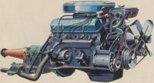 Thunderbird 352 Special V 8