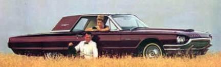 1964 Ford Thunderbird Specifications