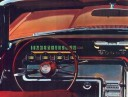1964 Thunderbird instrument panel lit at night (click for larger image)