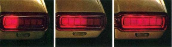 Sequential Turn Signals