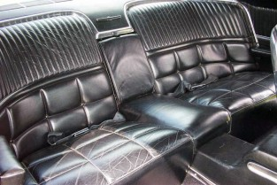 1966 Ford Thunderbird Interior Trim