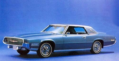 1967 Ford Thunderbird Apollo