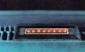 1968 Ford Thunderbird rear lamp monitor
