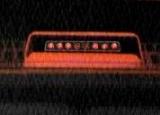1969 Ford Thunderbird rear lamp monitor