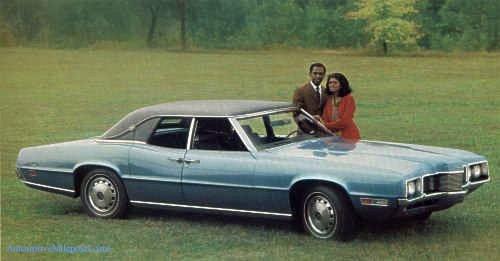 1970 ford thunderbird contents automotive mileposts. Black Bedroom Furniture Sets. Home Design Ideas