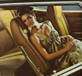Image: 1970 Ford Thunderbird reclining passenger seat option
