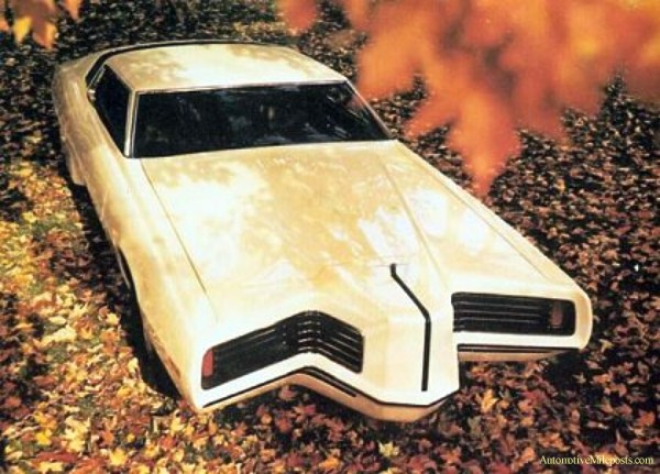1970 Ford Thunderbird Tridon Show Car