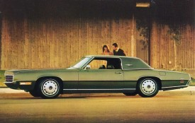 Image: 1971 Ford Thunderbird Two Door Landau