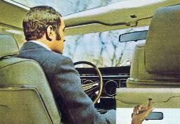 1973 Ford Thunderbird Power Sunroof option