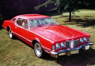 1955 1979 Thunderbird Glossary Automotive Mileposts