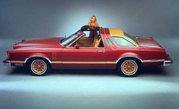 1978 Ford Thunderbird T-Roof Convertible