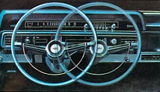 History of Ford SwingAway TiltAway and Tilt Steering Wheels