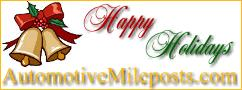Image: Automotive Mileposts' 2004 Holiday logo