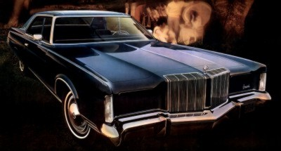 Image: 1974 Chrysler Imperial LeBaron Coupe