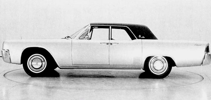 Image: 1963 Lincoln Continental Lido