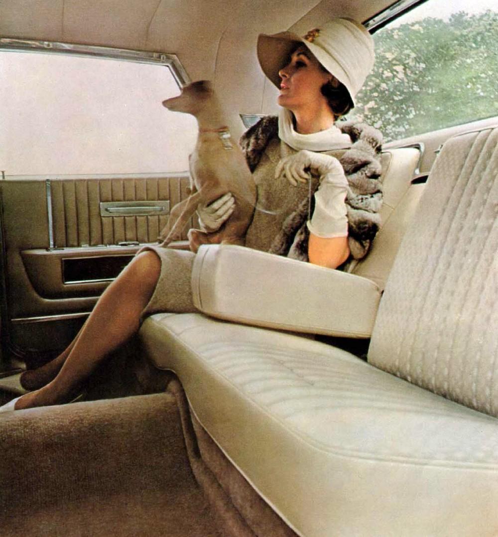1961-1965 Lincoln Continental