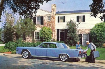 Image: 1964 Lincoln Continental Sedan