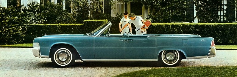 1965 lincoln continental contents automotive mileposts. Black Bedroom Furniture Sets. Home Design Ideas