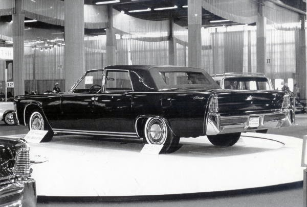 1965 lincoln continental town brougham show car. Black Bedroom Furniture Sets. Home Design Ideas