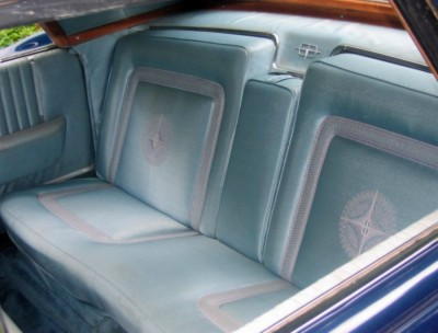 1965 lincoln continental town brougham show car automotive mileposts. Black Bedroom Furniture Sets. Home Design Ideas